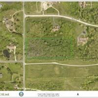 11 x 17 Landscape Map ARIAL