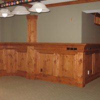 english pine basement 2